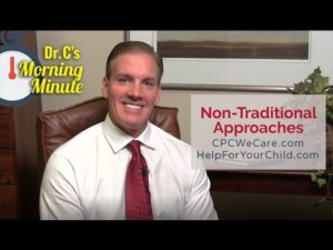 Non-Traditional Approaches - Dr. C's Morning Minute 148
