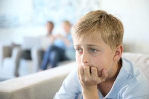 kid overhearing parents
