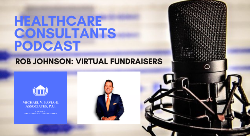 Virtual Fundraisers for Non-Profits with Rob Johnson