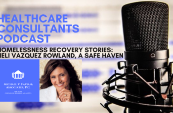 Homelessness Recovery Stories: Neli Vazquez Rowland from A Safe Haven in Chicago and the Tell-All Book!