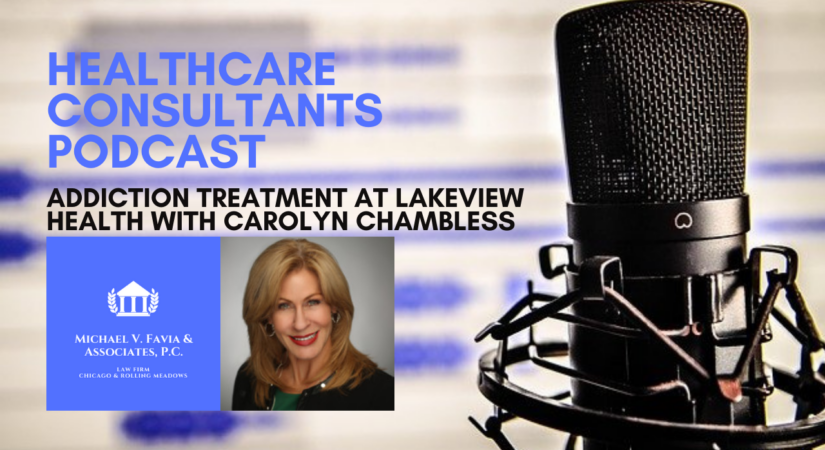 Addiction Treatment and Recovery with Carolyn Chambless at Lakeview Health