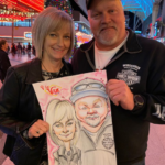 Caricature by Shim Lenny