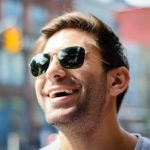 Smiling man after successful P-Shot erectile dysfunction treatment