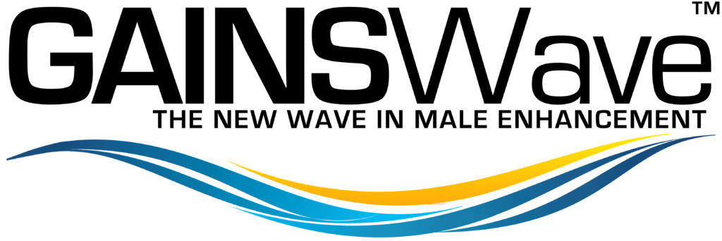 GainsWave male enhancement logo