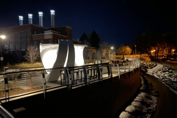 Poudre River Whitewater Park - Viewing Plaza