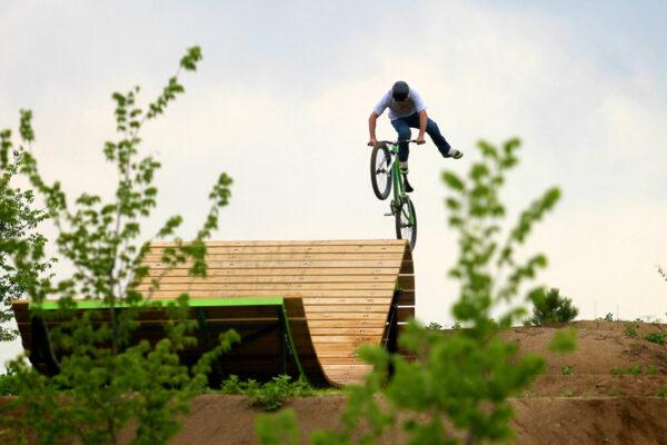 Valmont Bike Park - Jump