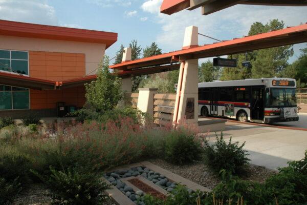 Fort Collins South Transit Center