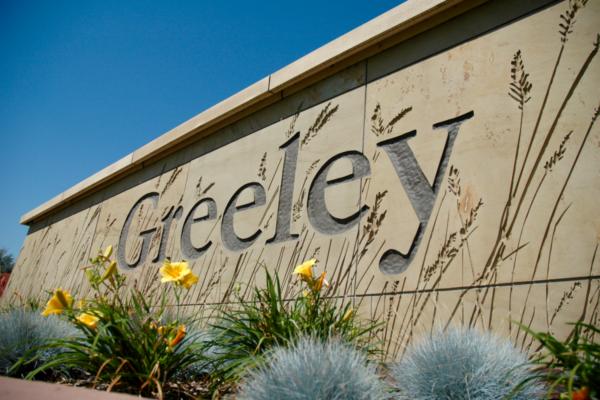 Greeley South East Gateway - Detail