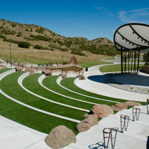 Philip S. Miller Park - Amphitheater