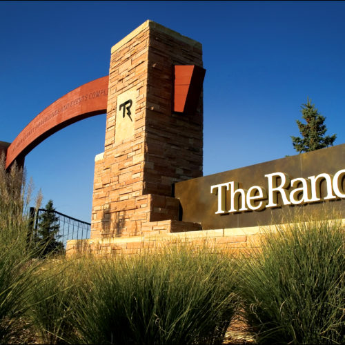 The Ranch - Larimer County Fairgrounds - Entry Gateway