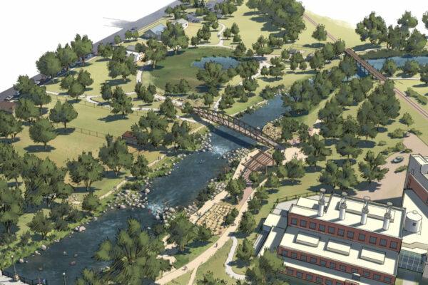 Poudre River Master Plan 4