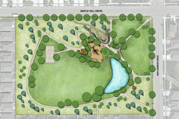 Maple Hill - Site Plan-01