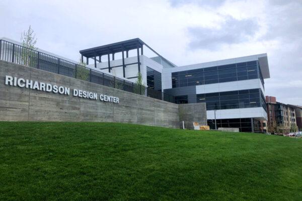 CSU Nancy Richardson Design Center