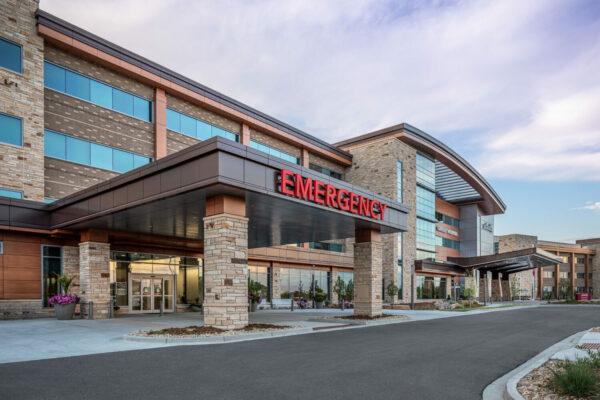 UCHealth Greeley ER Entry
