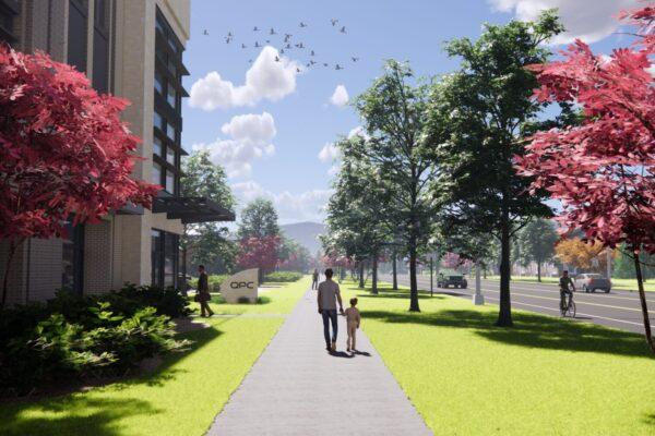 Berthoud Mountain Avenue Corridor Plan