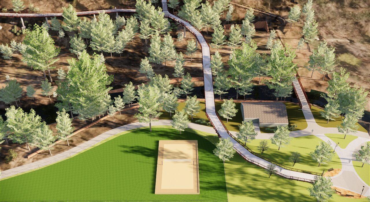 CU 19th Street Bridge Boulder Bike Path Crossing