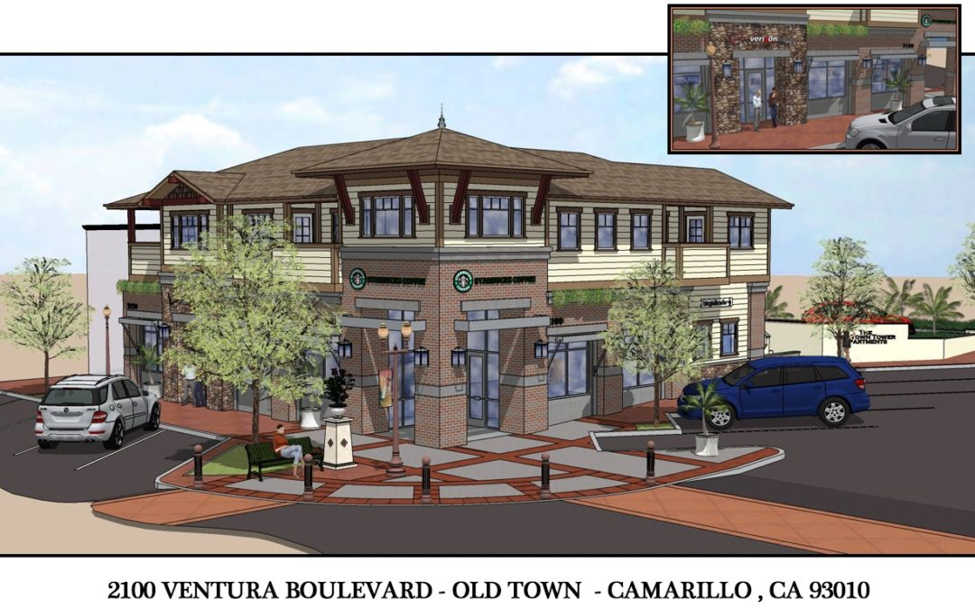Camarillo Old Town Towers, Camarillo, CA