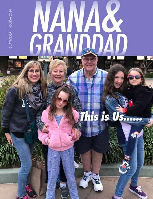 Nana & Granddad's Magazine
