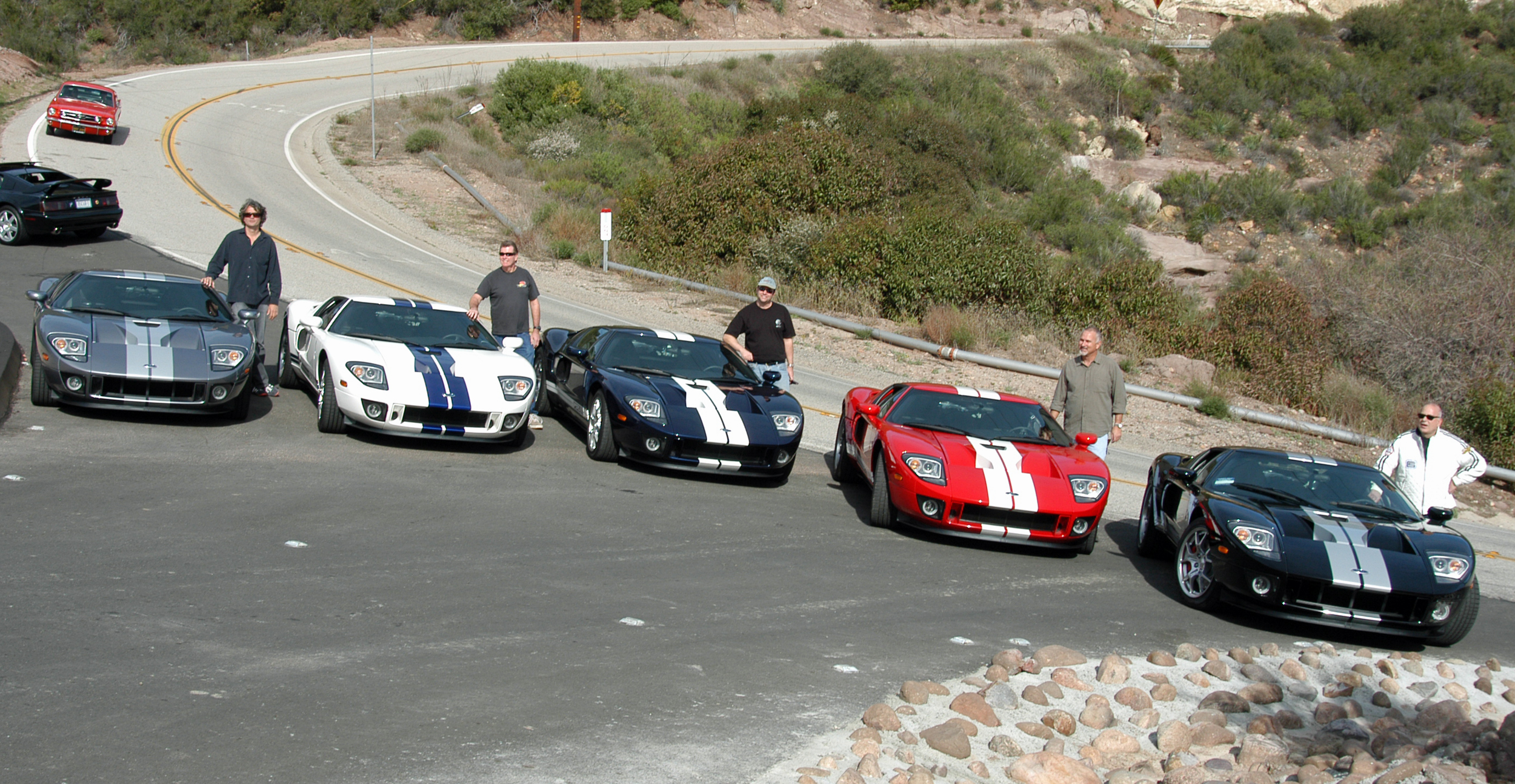 2005 Ford GT Long Term SAAC Owners