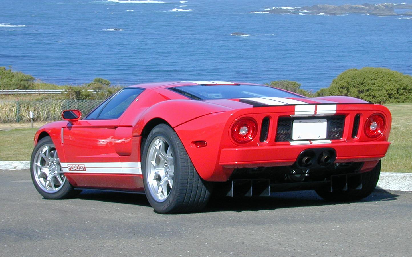 2005 Fod GT Rear