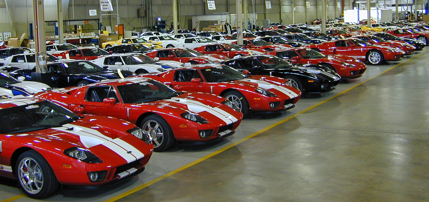 Ford GT Factory Tour