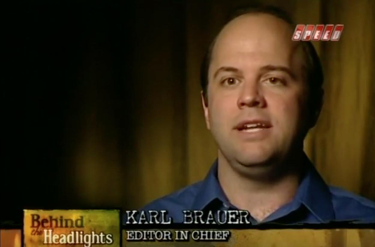 Karl Brauer on Behind the Headlights