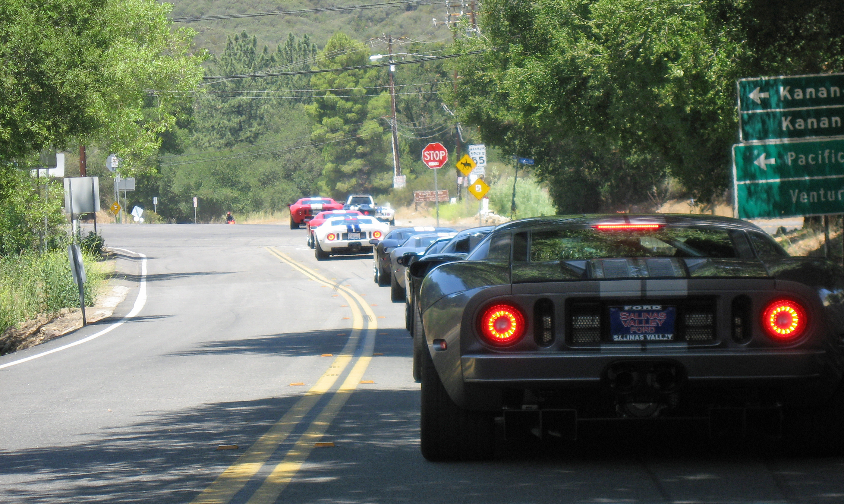 2005 Ford GT Long Term Rally
