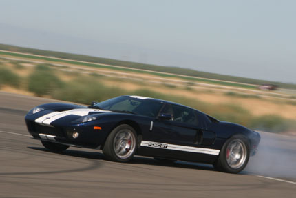 2005 Ford GT Long Term Track Test