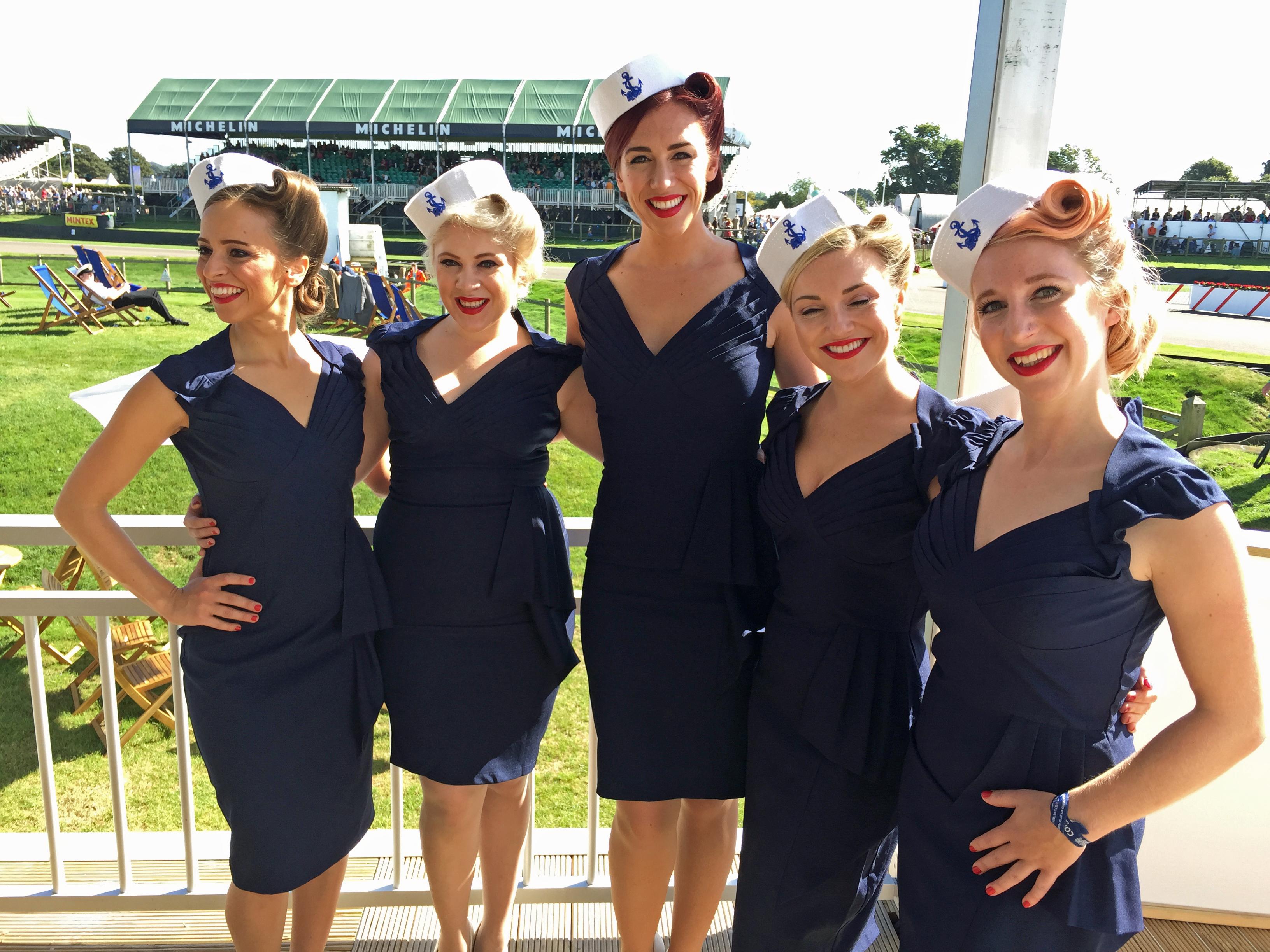 2016 Goodwood Revival Classic Ladies