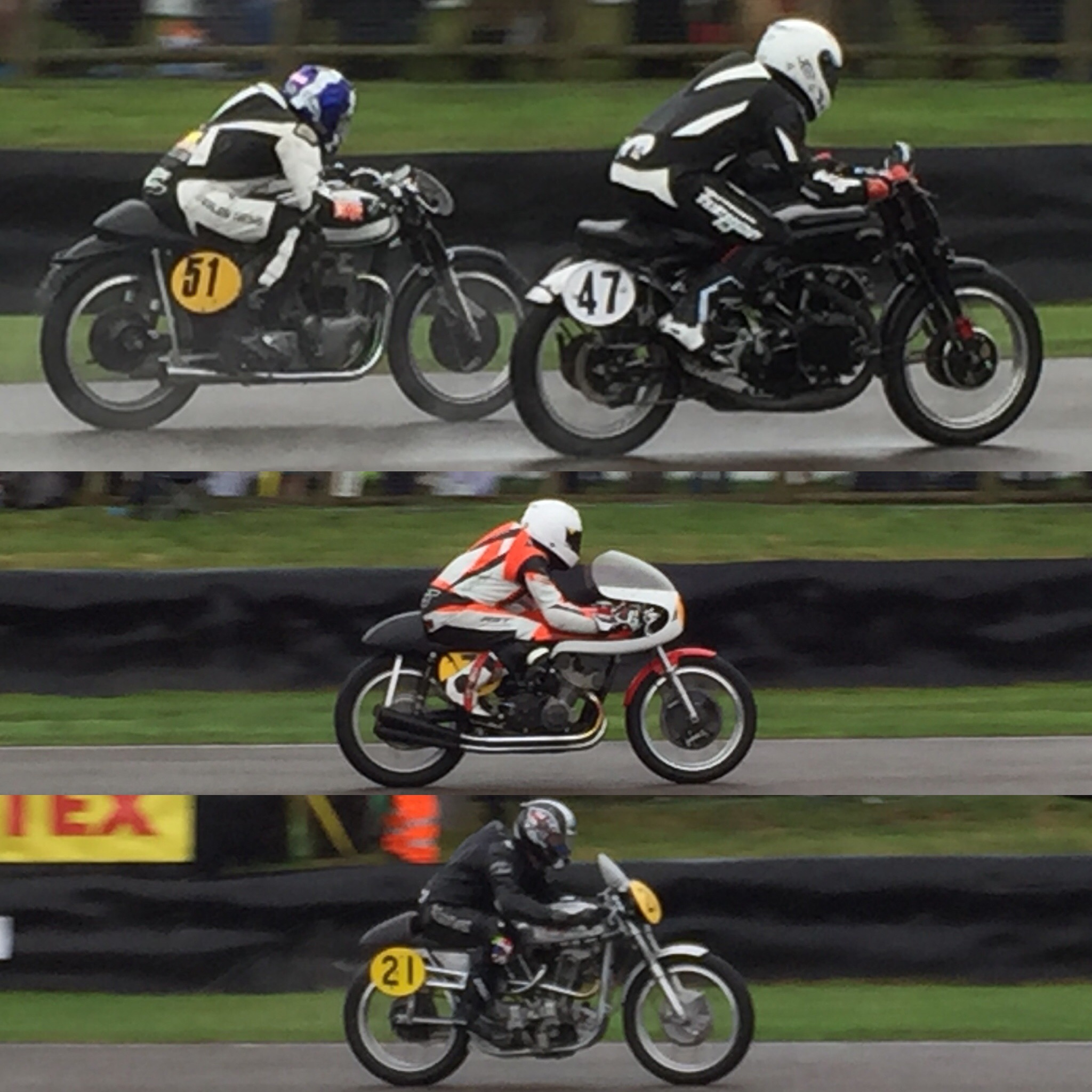 2016 Goodwood Revival Motorcycles