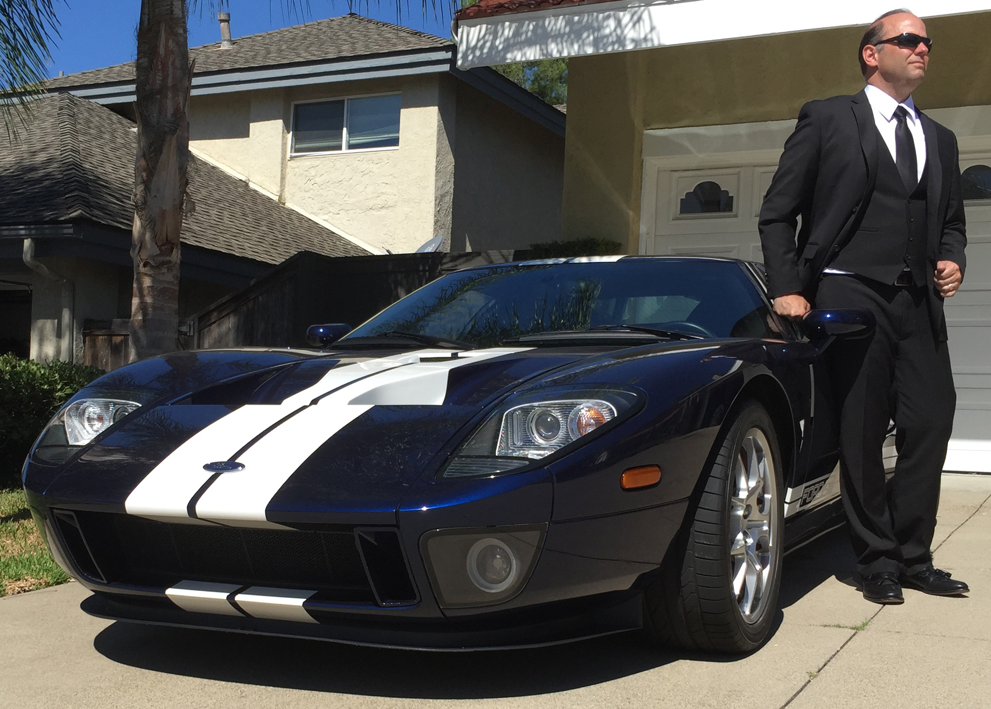 2005 Ford GT Karl Brauer Suit