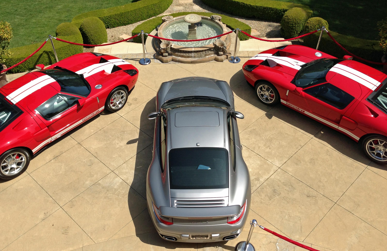 2006 Ford GT Memorial
