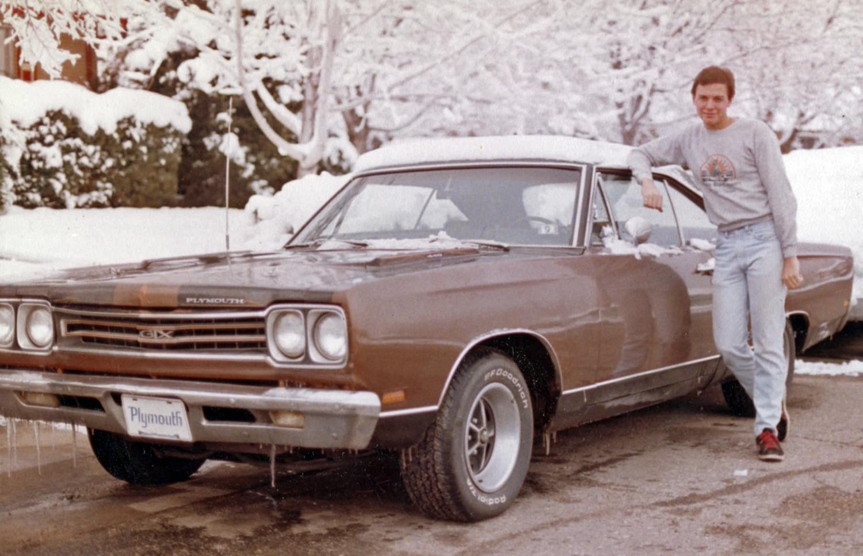 1969 Plymouth GTX Karl Brauer