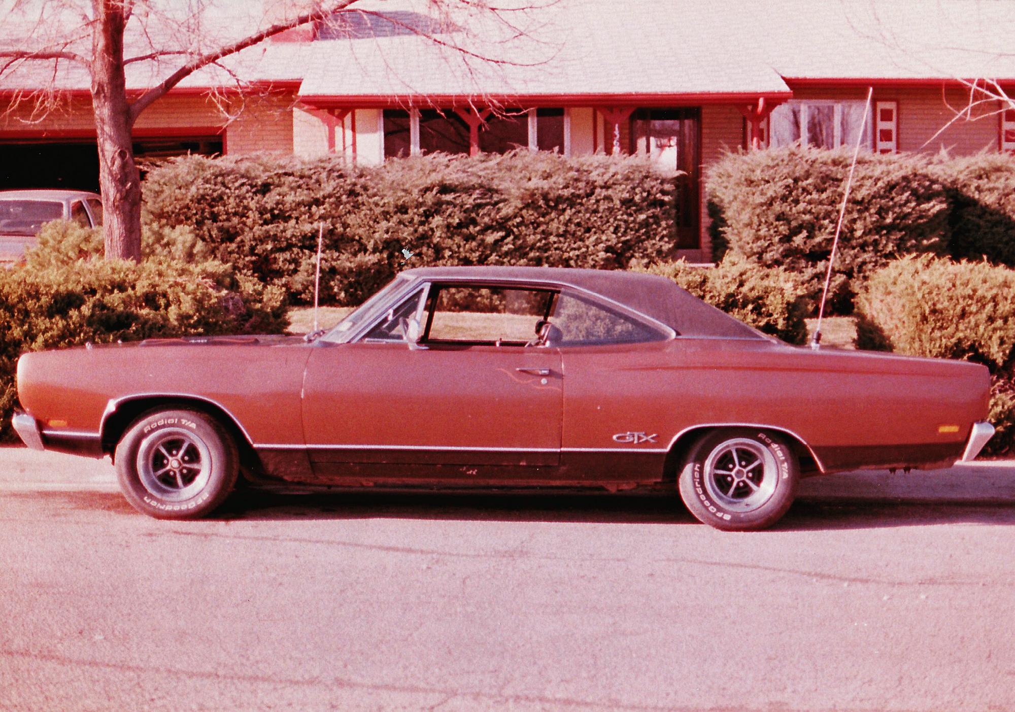 1969 Plymouth GTX Profile