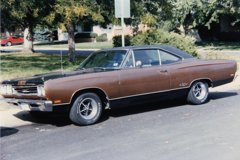 1969 Plymouth GTX Street