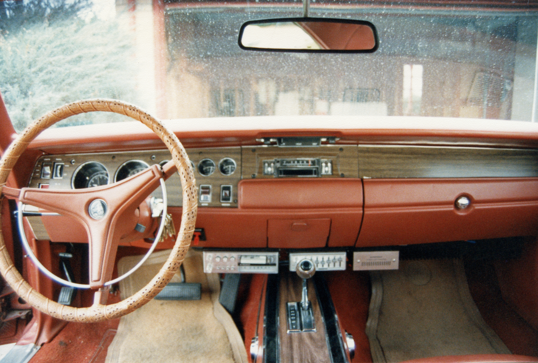 1970 Plymouth GTX Interior