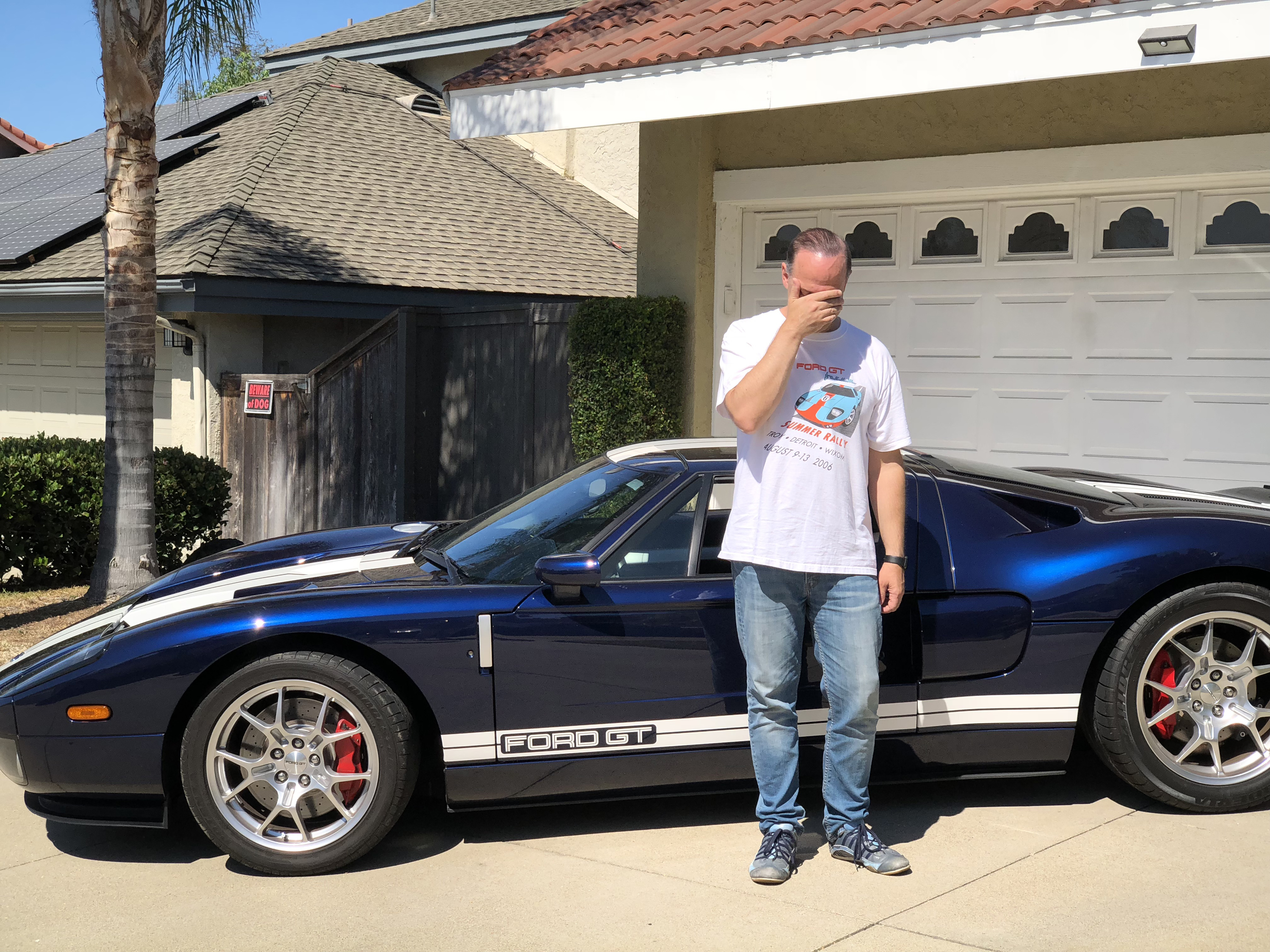 2005 Ford GT After Sale