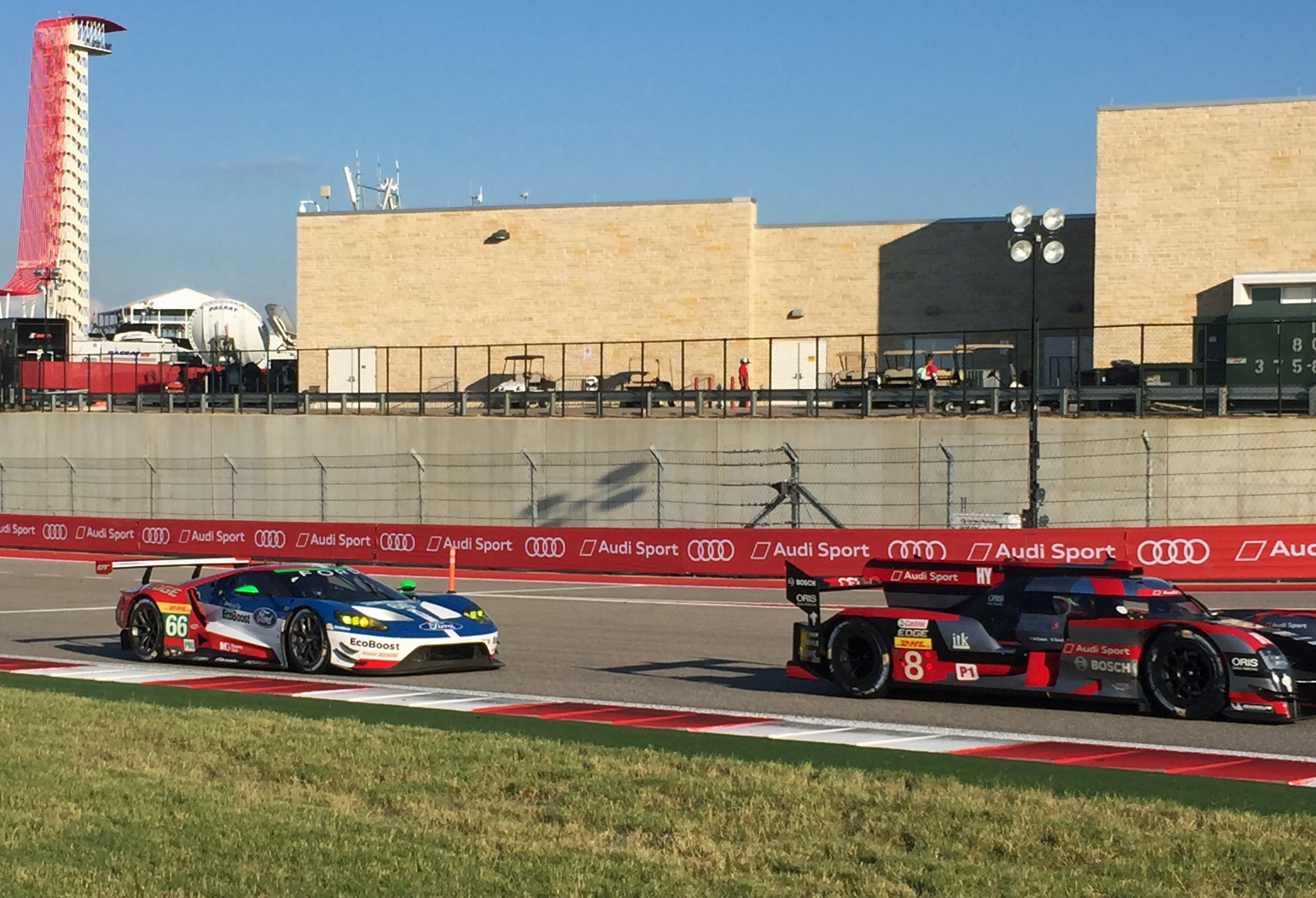 Ford GT Owners Rally 11 Race Car