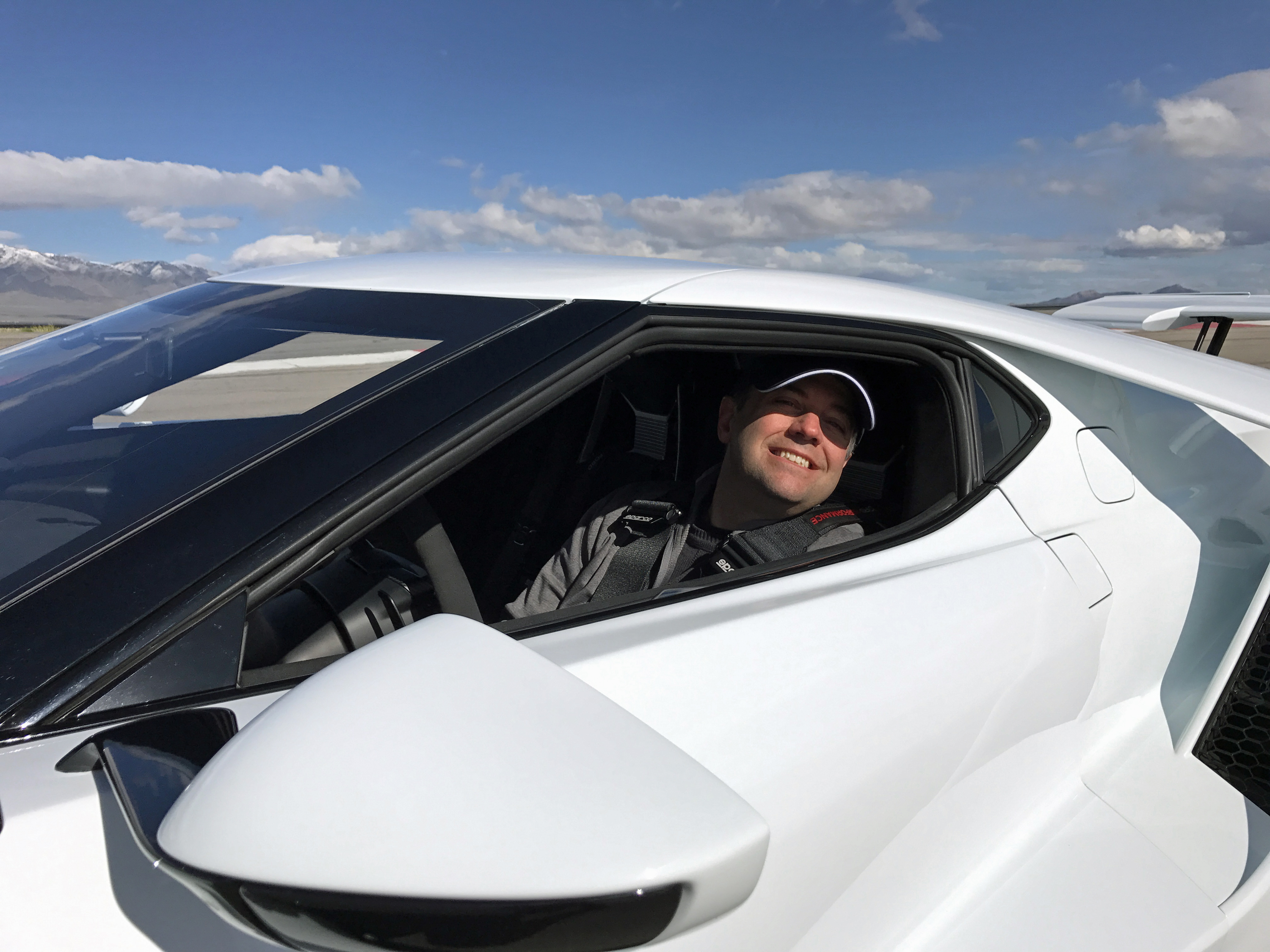New Ford GT Press Launch Karl Brauer First Drive