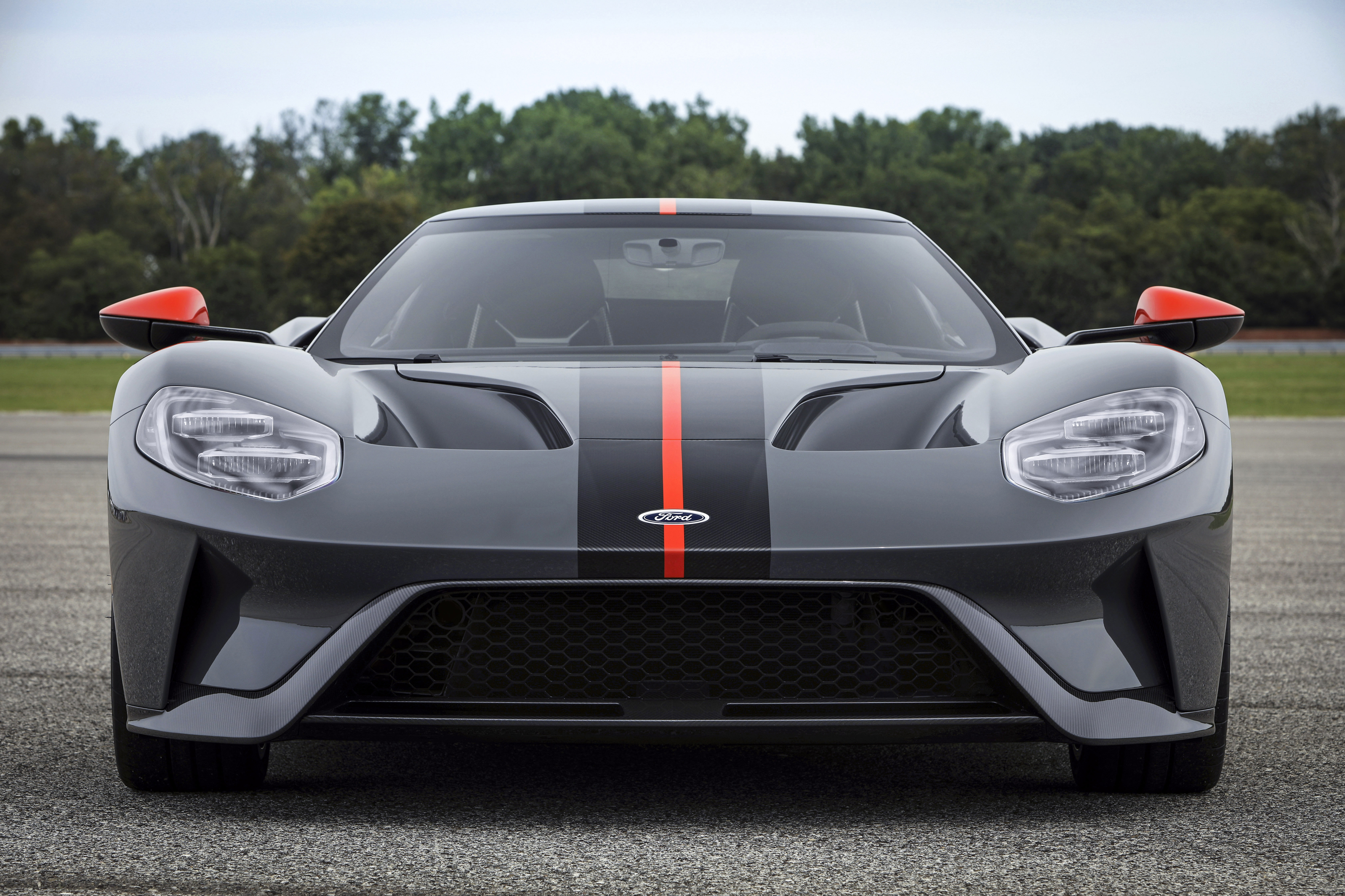 Ford GT Carbon Series Leadfoot Front