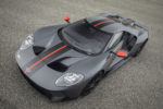 2019 Ford GT Carbon Series Leadfoot Top Front