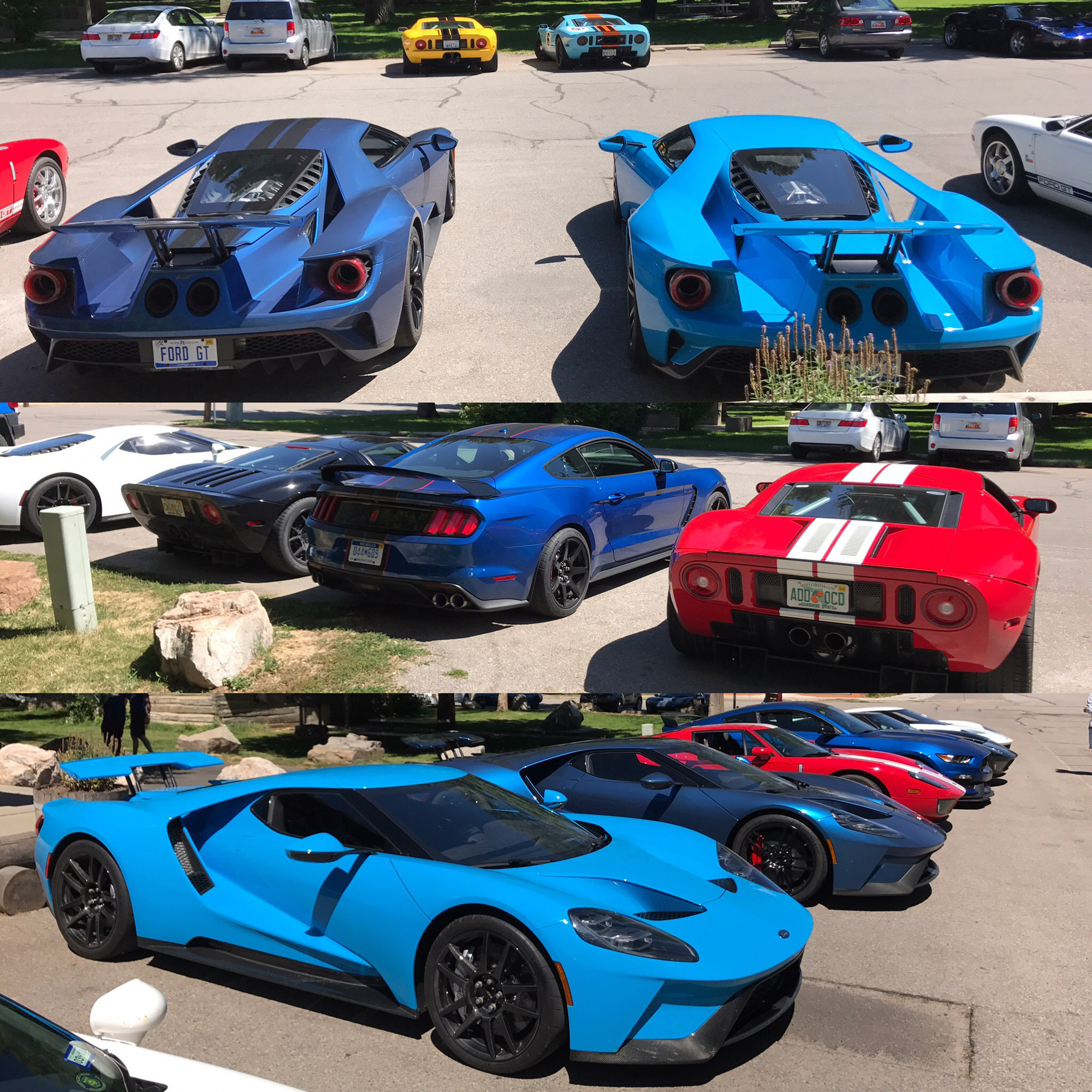 Ford GT Owners Rally 12