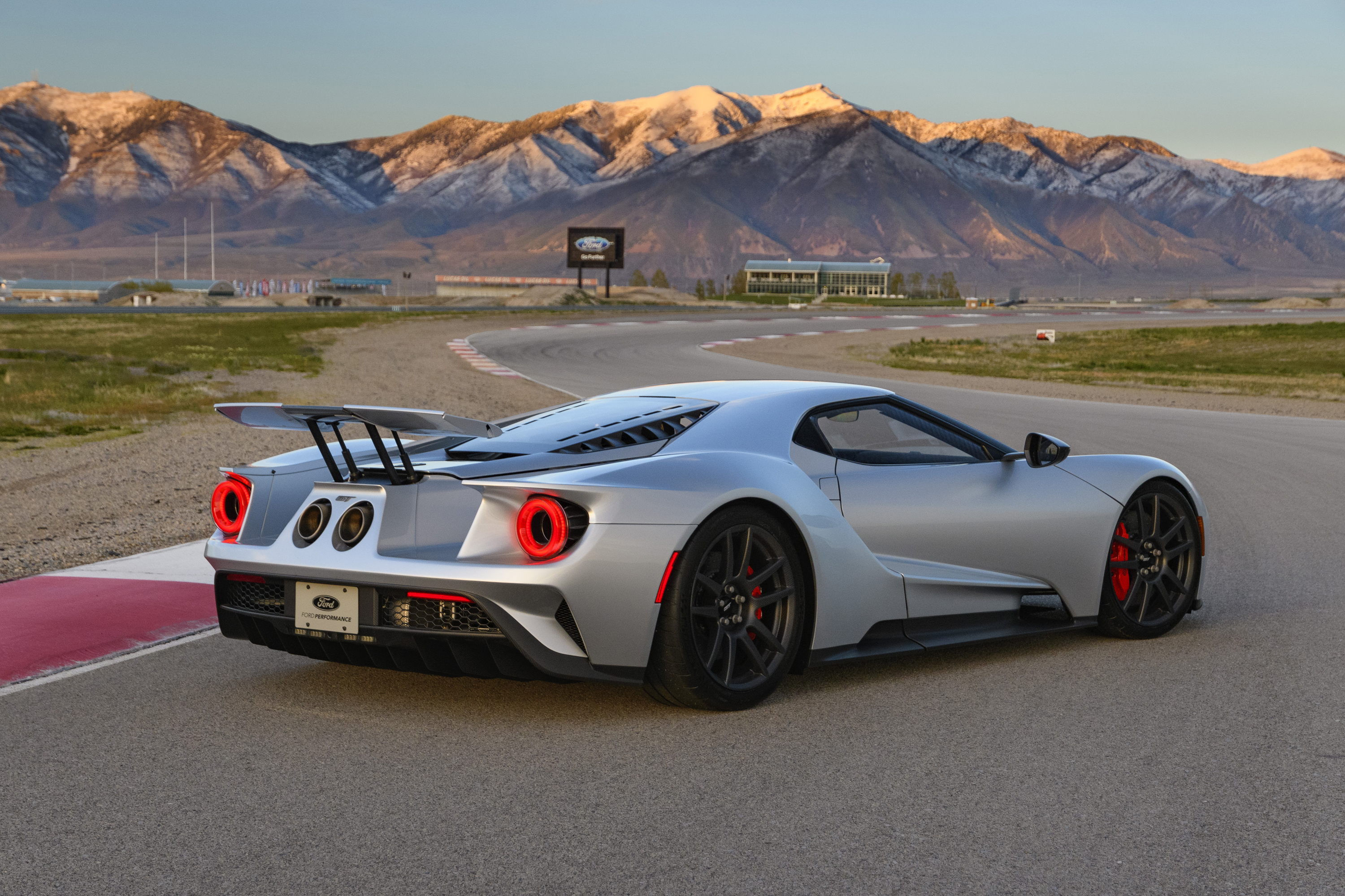 New Ford GT Competition Series Rear