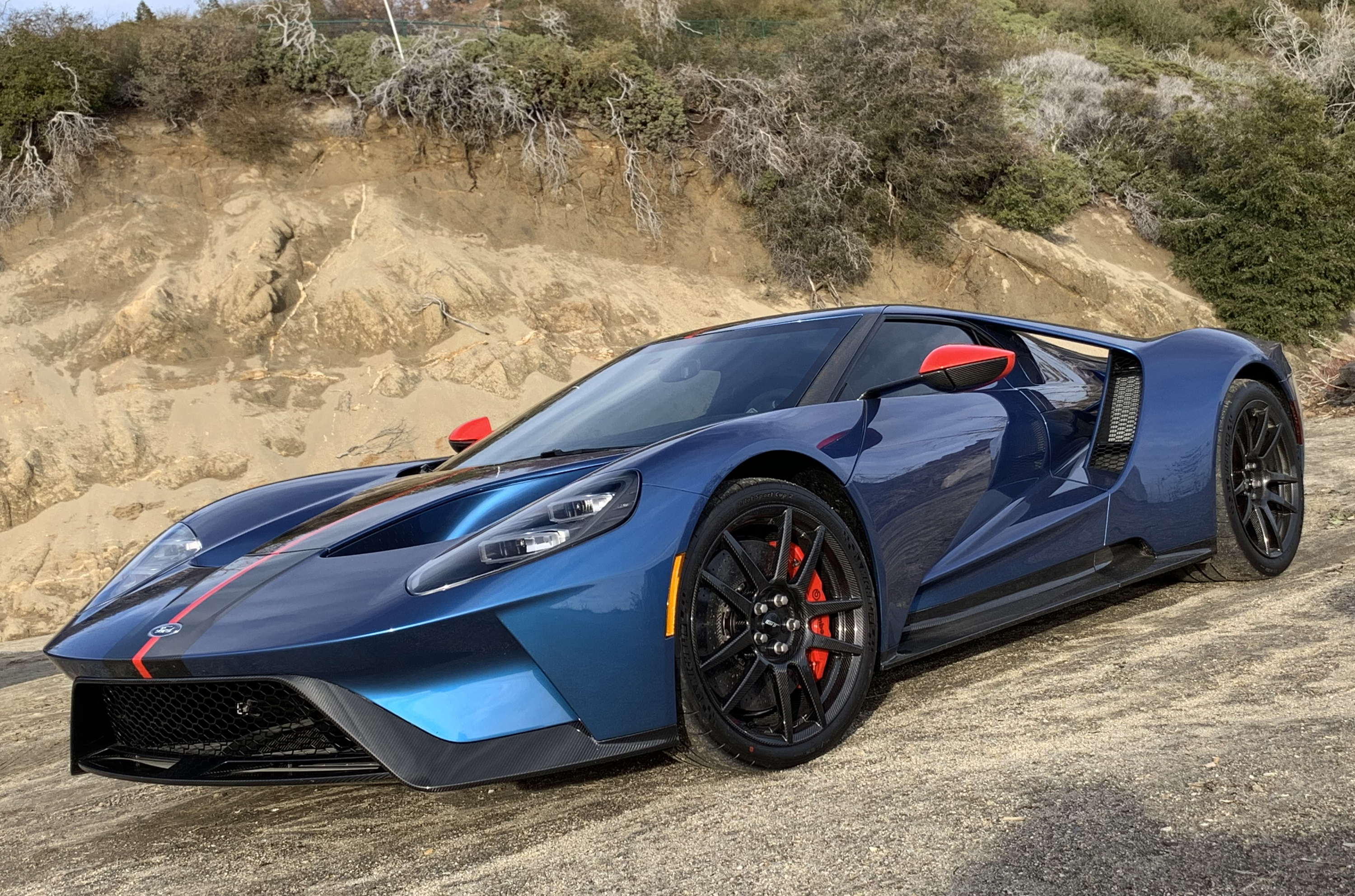 2019 Ford GT Carbon Series Palomar Front