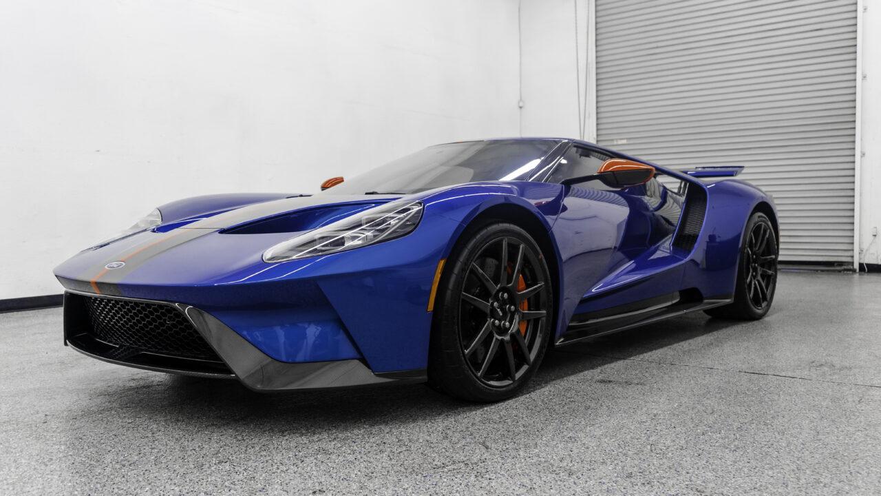 2019 Ford GT Carbon Series Envious Detailing Shop