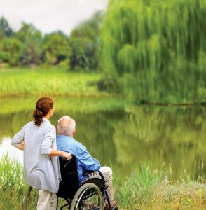 We offer home care services for you or your loved ones