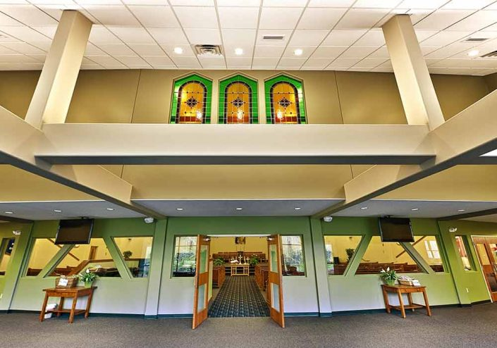 Church Cafe Remodelers Ohio