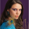 April Assigned SalonPortraits_Girl with a feather_Ben Venezio_Honorable Mention_20170424