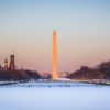 Washington Monument at Sunrise_Ryan Kirschner_Assigned Salon Americana_Honorable Mention