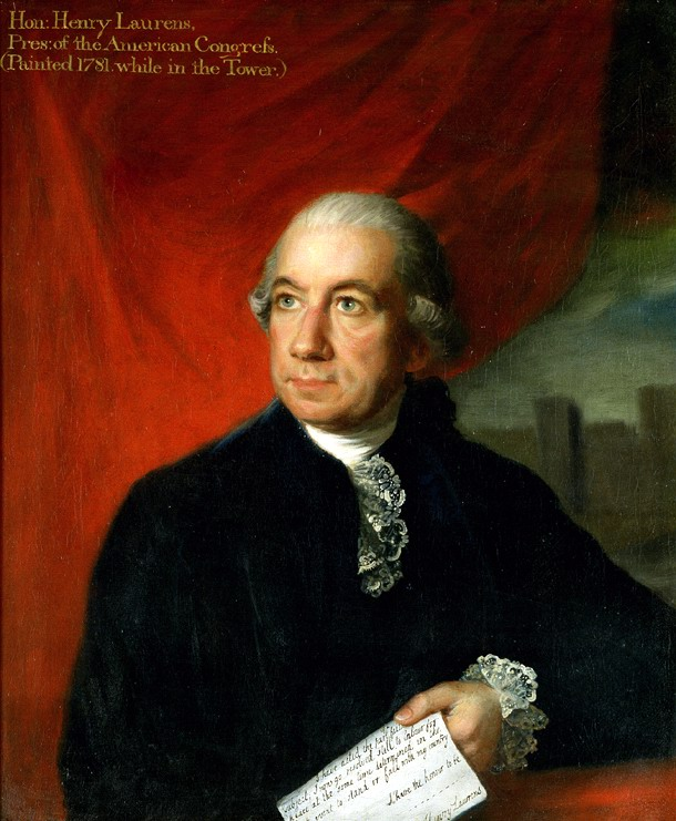 Photo of Henry Laurens